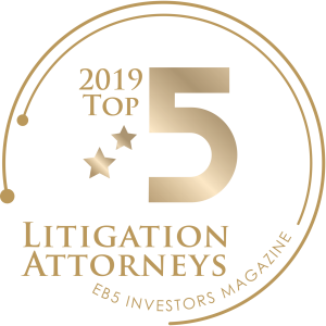 Top 5 Litigation Attorneys